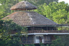 La Selva Lodge - Main Hut